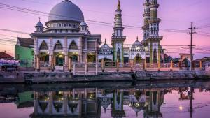 Masjid Nurul Mu'minin, Masjid di Surabaya, Masjid Surabaya, Surabaya, Kota Surabaya, Dolan Dolen, Dolaners masjid jami nurul muminin - Dolan Dolen