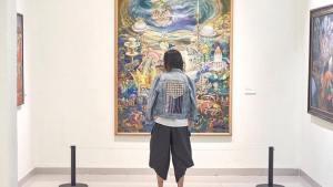 Galeri Nasional Indonesia, Galeri Nasional Indonesia Jakarta, Jakarta, Dolan Dolen, Dolaners