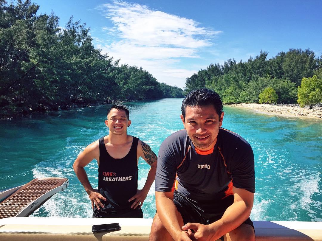 Pulau Air, Jakarta, Dolan Dolen, Dolaners pulau air 1 - Dolan Dolen