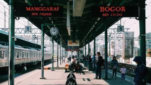 Stasiun Manggarai, Stasiun Manggarai Jakarta, Jakarta, Dolan Dolen, Dolaners