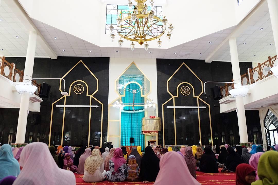 Masjid Al Kautsar, Masjid Al Kautsar Bontang, Kota Bontang, Dolan Dolen, Dolaners masjid al kautsar - Dolan Dolen