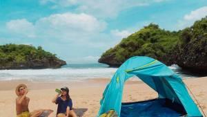 Pantai Sedahan, Pantai Sedahan Yogyakarta, Yogyakarta, Dolan Dolen, Dolaners Pantai Sedahan by jejakbayuubay - Dolan Dolen
