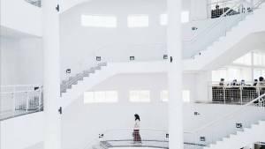 Gedung Perpustakaan UGM, Gedung Perpustakaan UGM Yogyakarta, Yogyakarta, Dolan Dolen, Dolaners Gedung Perpustakaan UGM by aghniahifdzi - Dolan Dolen