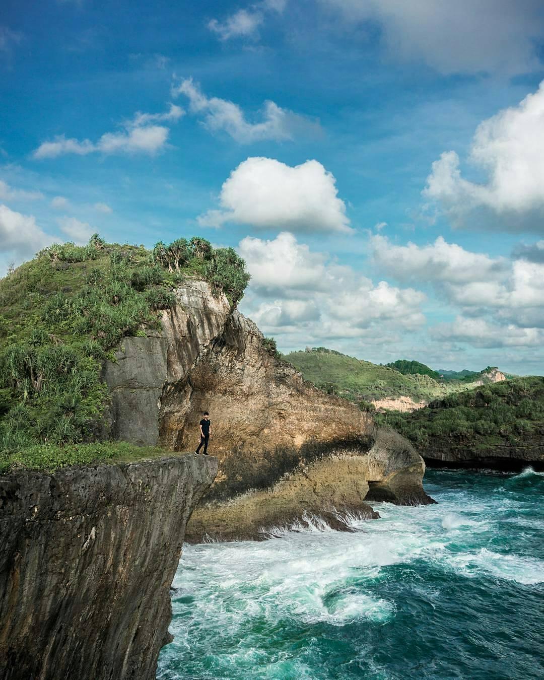 Pantai Njanganan, Pantai Njanganan Yogyakarta, Yogyakarta, Dolan Dolen, Dolaners