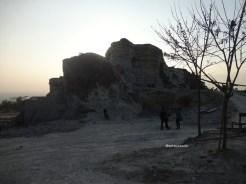 tebing bukit pertambangan batu breksi berbah sleman (4)