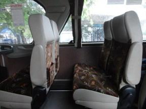 bus PO Sinar Jaya Yogyakarta Jakarta kelas Eksekutif karoseri Laksana Legacy SR1 (10)