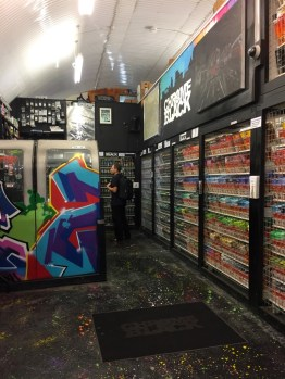Chrome Black Shop London
