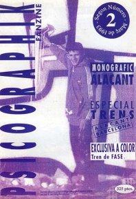 Psicografik Fancine 1993 - Barcelona (Spain)