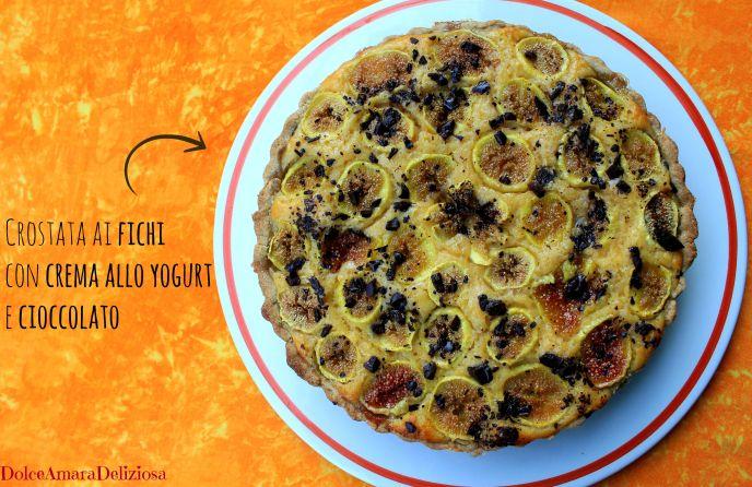 crostata fichi e cioccolato (4)