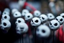 Le mille espressioni facciali del protagonista di Nightmare before Christmas