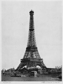 Tour Eiffel completata