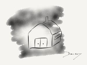 barn-sketch
