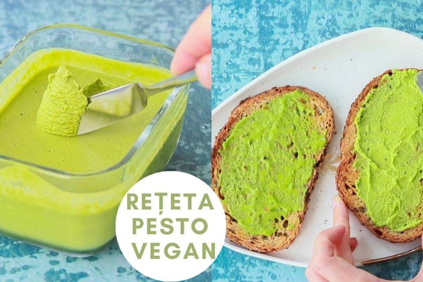 Rețeta Pesto Vegan