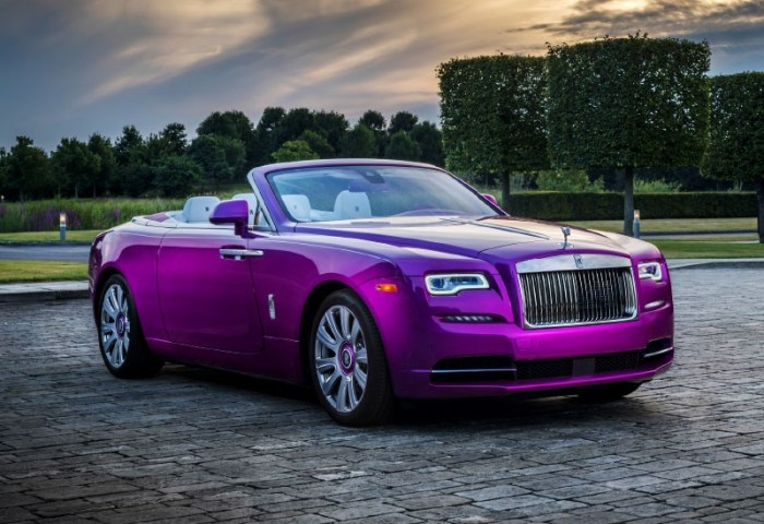 Rolls Royce Announces New Colour And New Engineer Dolce Luxury