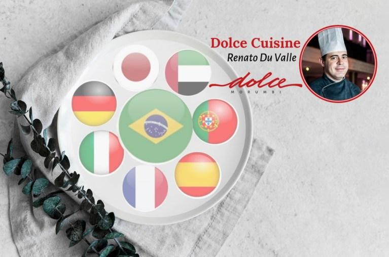 A cozinha brasileira e suas influências