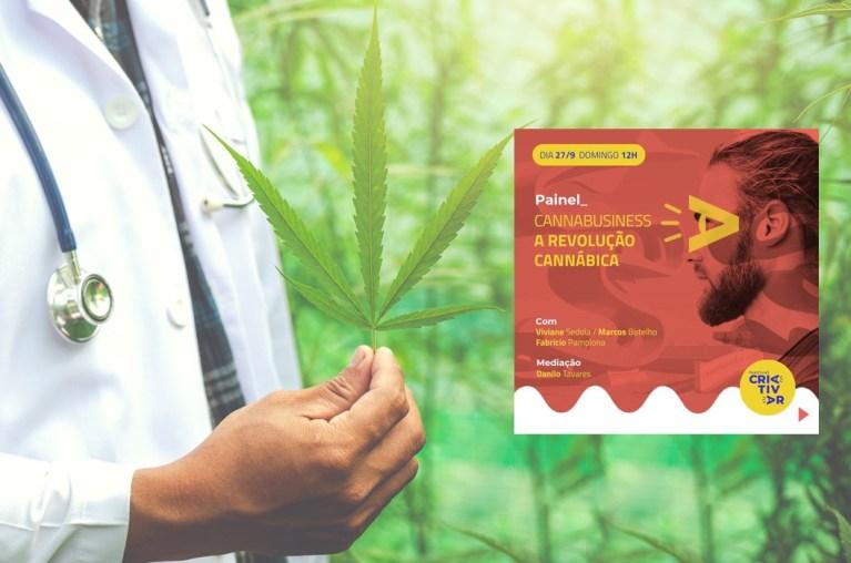 Festival Criativar discute o uso da maconha medicinal em um mercado de US$ 62,7 bi