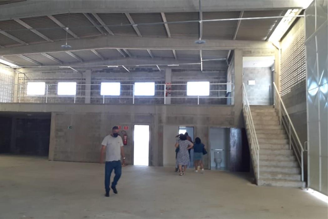 SustentaMundoBR Parahyba - Galpão da ASTREC - Associação dos Trabalhadores de Reciclagem de Cabedelo