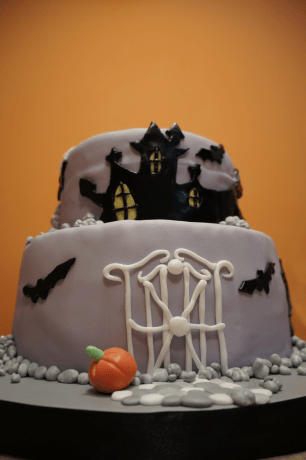 Compleanno torta cupcakes halloween