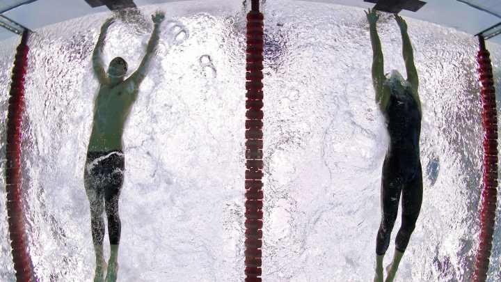Phelps, Cavic e Woody Allen: la finale dei 100 delfino a Pechino 2008 7