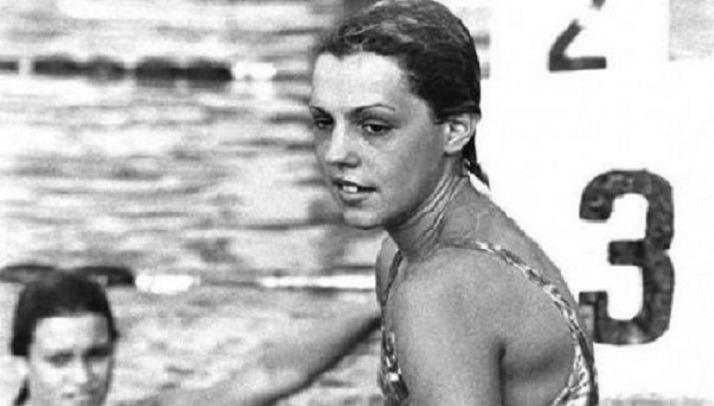 Novella Calligaris e il primo primato mondiale nella storia del nuoto azzurro 1
