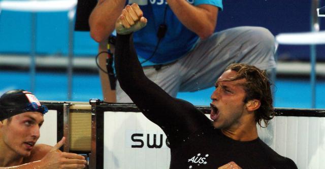 Ian Thorpe e la leggenda del nuoto australiano 7