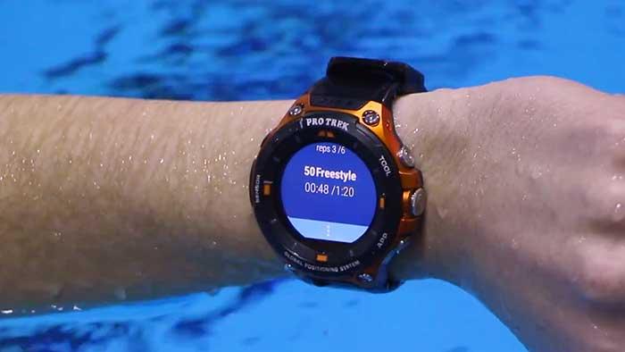 I  migliori smartwatch per il nuoto sopra i 400€ 1