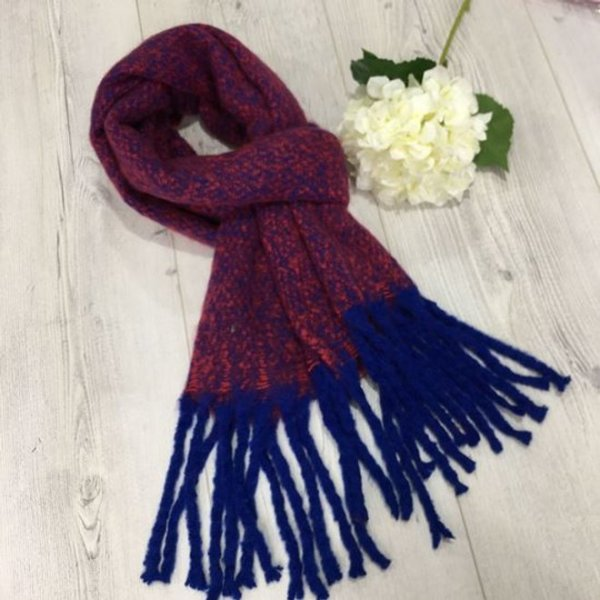 Wool Feeling Designer Scarf