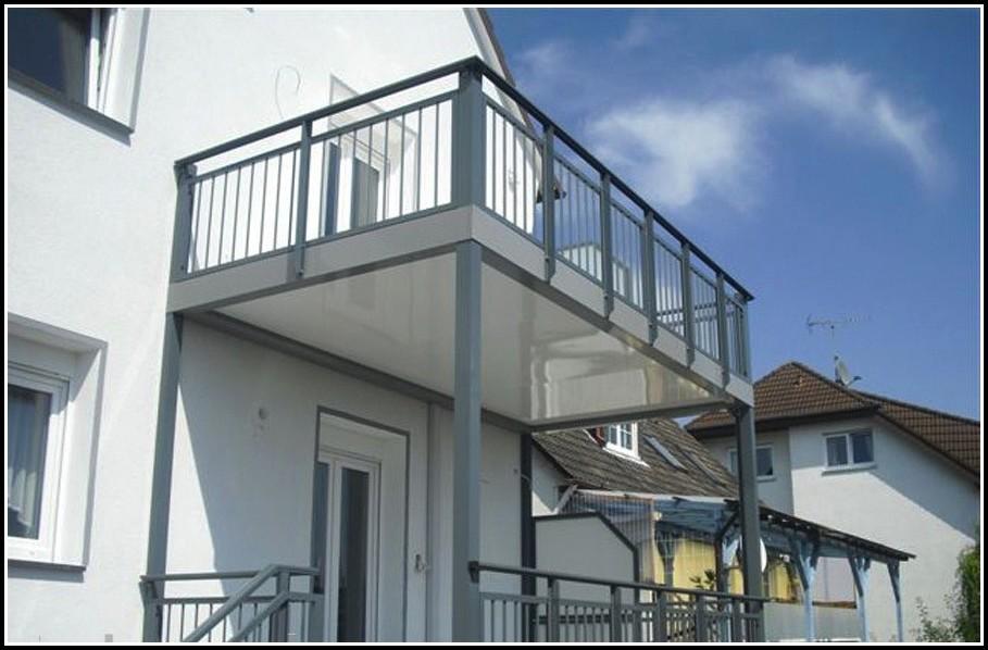 Balkon Nachtrglich