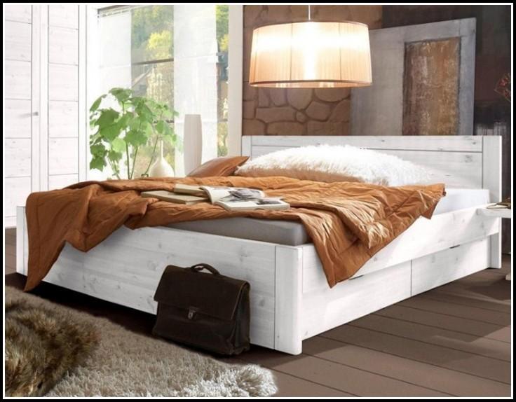 Betten Aus Massivholz Weiß