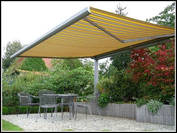 Markise Freistehend Terrasse