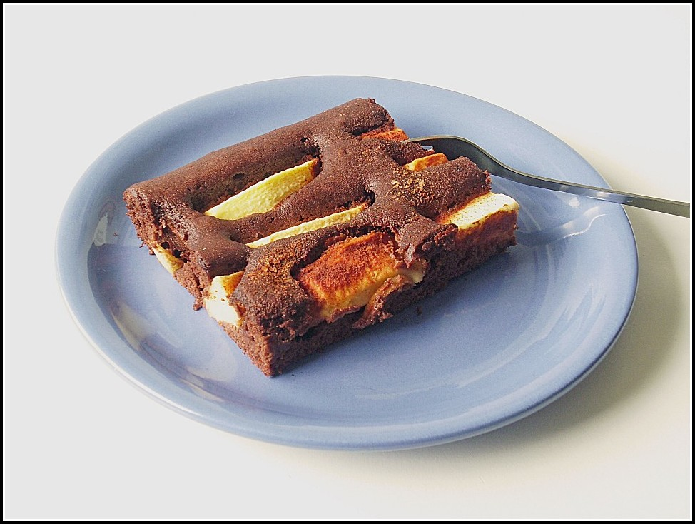 Schoko Apfel Kuchen Thermomix