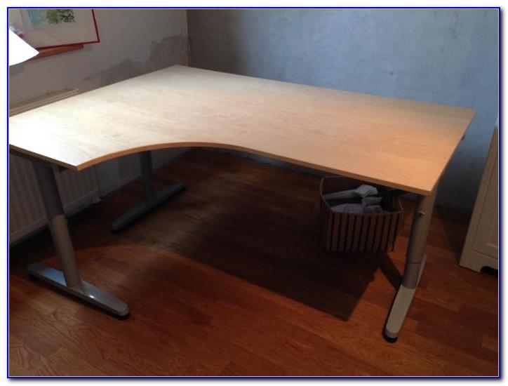 Schreibtisch Galant Aufbauanleitung