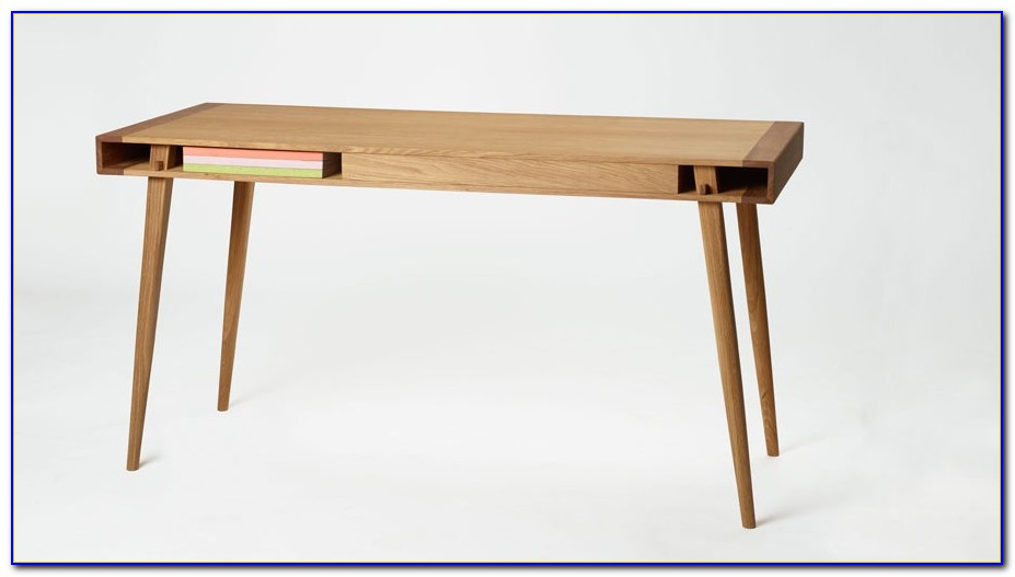 Schreibtisch Holz Massiv