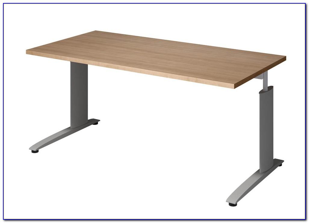 Schreibtisch Kirschbaum Dunkel