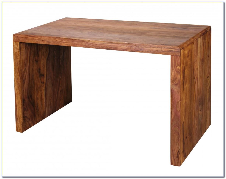 Schreibtisch Sheesham Holz