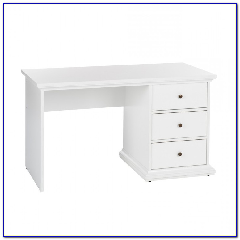 Schreibtisch Weiß Ebay