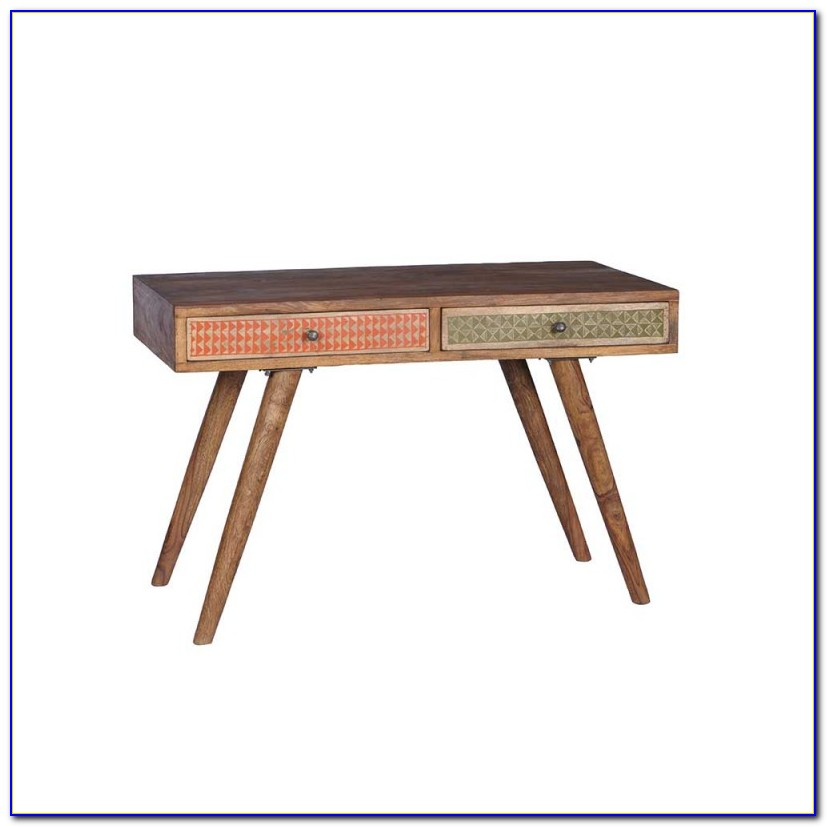 Schreibtischstuhl Naturholz