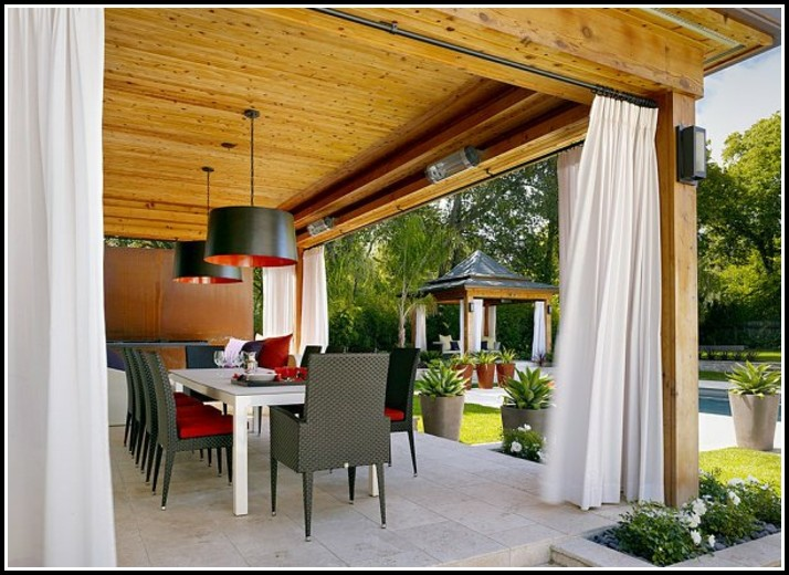 Terrassen Lounge Möbel Holz