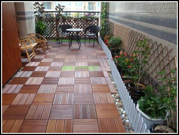 Terrassendielen Holz Kunststoff