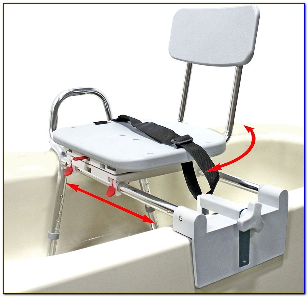 Transfer Bench With Swivel Seat