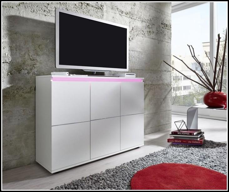 Tv Schrank Mit Led Beleuchtung