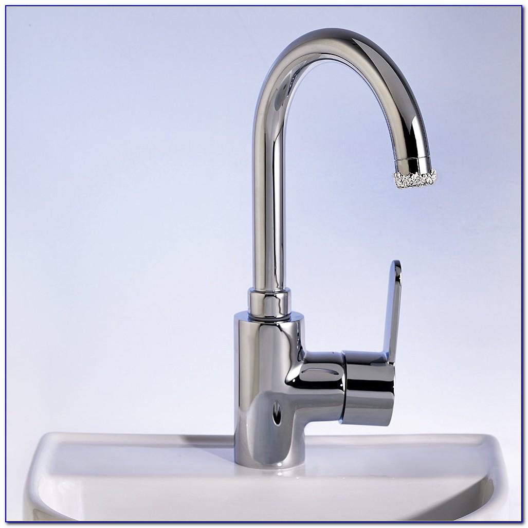 Wasserhahnaufsatz Entkalker