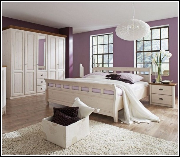 Weißes Schlafzimmer Aufpeppen