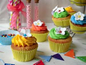 cupcakes colorati e allegri