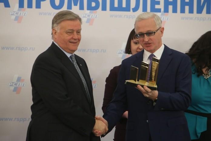 В РСПП подведены итоги Всероссийского конкурса «Лидеры российского бизнеса: динамика, ответственность, устойчивость – 2018»