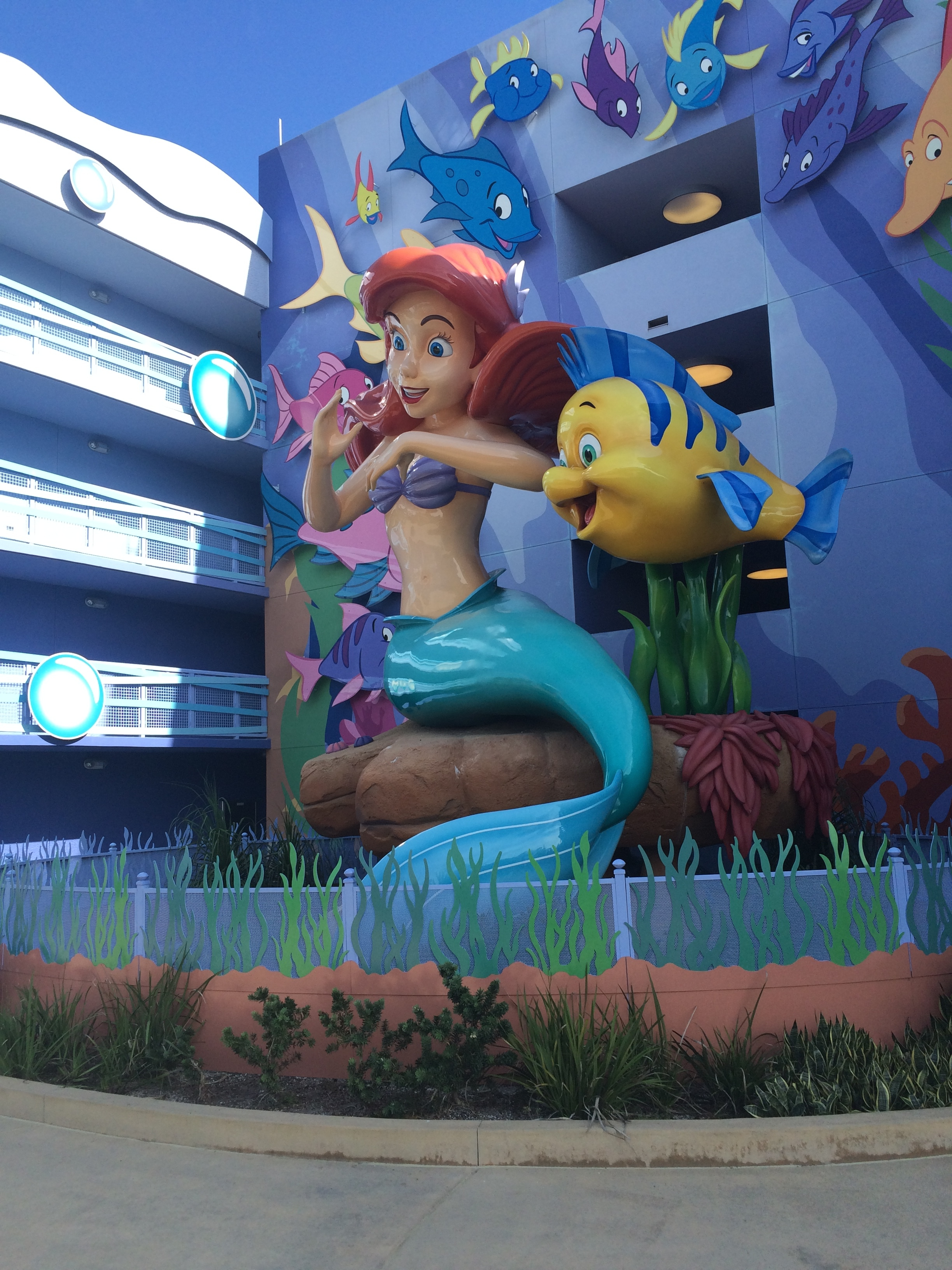 Art Of Animation Little Mermaid Standard Room Review Dole Whipped