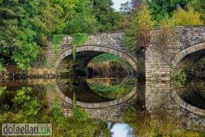Llanelltyd Bridge