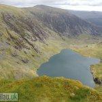 Llyn Cau from Mynydd Pencoed