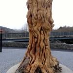 Roots Sculpture