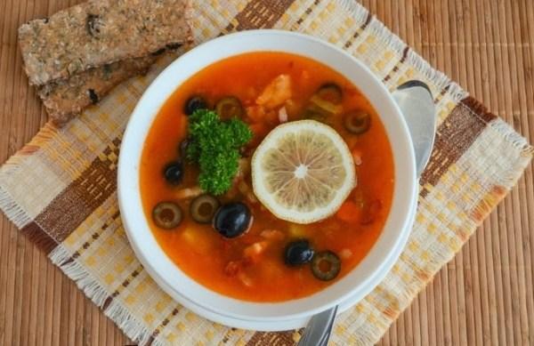 Солянка рецепт классический: пошаговое приготовление с ...
